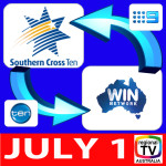 Regional TV Network Swap