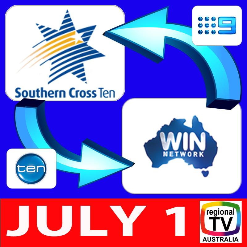 Regional TV Network Swap
